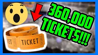 Video Winning 360,000 TICKETS From The ARCADE! Arcade Ticket Redemption! (Mariners Arcade Wildwood Wins) MP3, 3GP, MP4, WEBM, AVI, FLV Mei 2018