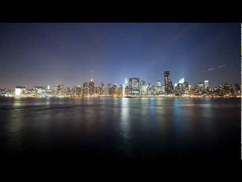 Video of New York skyline LiveWallpaper