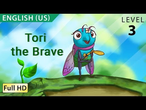 """Tori, the Brave: Learn English (US) with subtitles - Story for Children & Adults """"BookBox.com"""""""