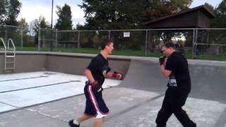 Clarkston (WA) United States  City pictures : clarkston wa. UFC Skatepark john john and kenney