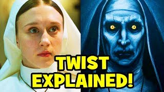 Video The Nun Ending & TWIST EXPLAINED + Conjuring Universe Connections MP3, 3GP, MP4, WEBM, AVI, FLV Desember 2018
