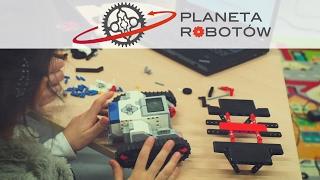 Planeta Robotów | Wrocław | Reklama