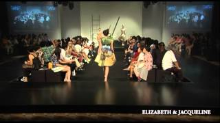 Elizabeth&Jacqueline Spring Summer 2014 Show - Hong Kong Fashion Week