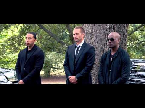 Furious 7 Official Trailer №1 2015  Vin Diesel, Paul Walker Movie HD
