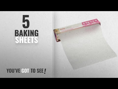 Top 10 Baking Sheets [2018]: Oddy Uniwraps Baking And Cooking Parchment Paper