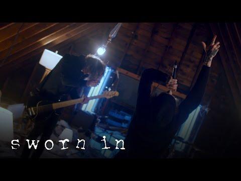 Sworn In - MAKE IT HURT (Official Music Video)