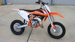 5. $4,999:  2018 KTM 65 SX Now with Air Fork   The Mainland Review