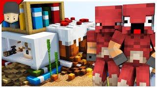 Hermitcraft 7 | Ep.36: NEW SHOP, GAMES & LLAMADAD!