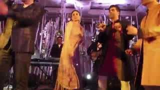 Kareena Kapoor dance at Manish Malhotra niece sangeet