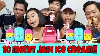 Video BIKIN ICE CREAM PAKE MAINAN ANAK KECIL!!! w/PREKETEK MP3, 3GP, MP4, WEBM, AVI, FLV November 2018