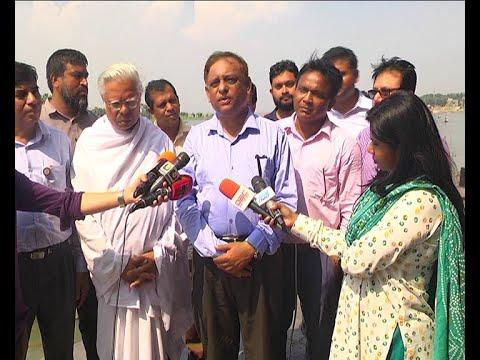নদীসহ রাজধানীর চুয়ান্নটি খাল উদ্ধারের মহাপরিকল্পনা সরকারের | ETV News