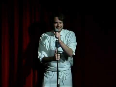 Bill Hader at Garage Comedy