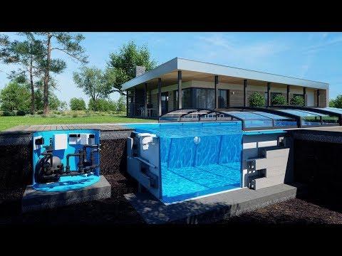 Jak vybrat ten správný bazén a vhodné bazénové příslušenství