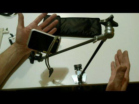 Из чего сделать штатив для телефона своими руками