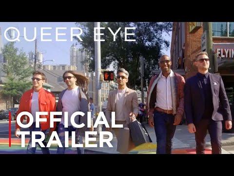 Queer Eye | Official Trailer [HD] | Netflix