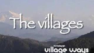 Binsar India  city images : Villageways, Binsar, India