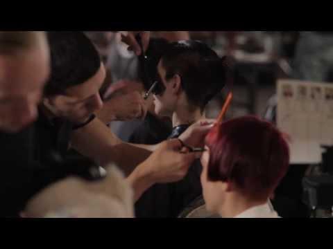 Wella NATVA 2013 Hairbrained Backstage #wellalife