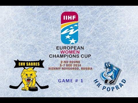 Online zápas EHV Sabres - HK Poprad