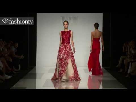Fashion TV - Tony Ward Fall/Winter 2013-2014 Show | AltaRoma AltaModa http://www.FashionTV.com/videos ROME - FashionTV has an exclusive look at the Tony Ward show during ...