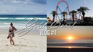 Gold Coast Australia  city photos : Theme Parks & Epic Apartment | Gold Coast Vlog #1