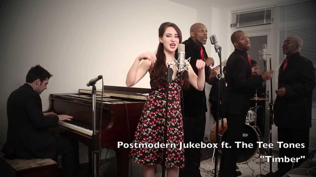 Timber – Vintage 1950's Doo Wop Pitbull / Ke$ha Cover