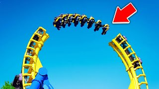Video Top 10 DEADLIEST Roller Coasters YOU WONT BELIEVE EXIST! MP3, 3GP, MP4, WEBM, AVI, FLV April 2018