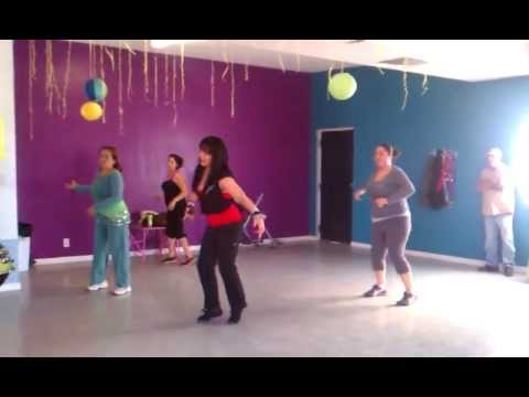 SIGUE LA CUMBIA-CUMBIA BY ZIN ZUMBA FIT WITH MICHELLE