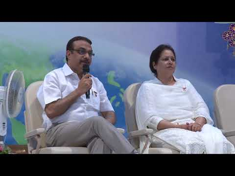 Sharing of Experience - Suresh Bhatia & Anita Bhatia, Gyan Sarovar 8-07-2018