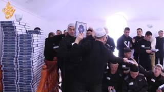 Муфтий РТ подарил заключенным 250 экземпляров Корана