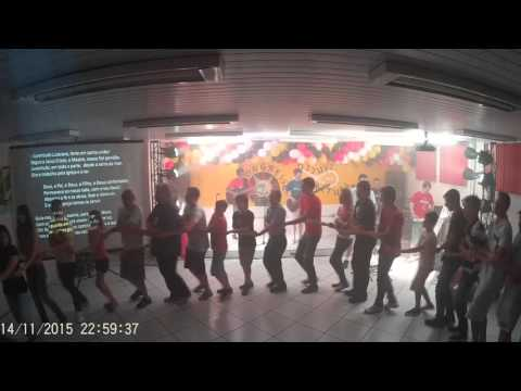 Hino Oficial JELB – Grupo Alicerce – Congresso DIJUVI
