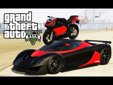 montage - GTA 5 Stunts