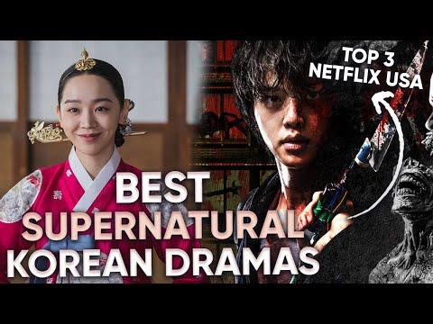 15 Best Supernatural Korean Dramas That'll Blow You Away! [Ft HappySqueak]