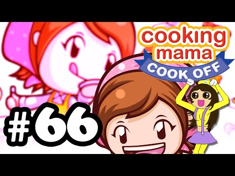 Let's Play Cooking Mama Cook Off #66 Friends & Food