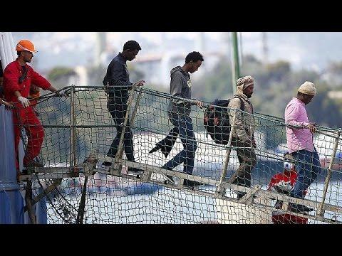 Φεύγουν από Ελλάδα και πάνε προς Ιταλία οι ροές των μεταναστών
