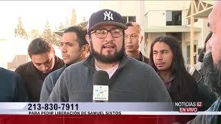 Activistas piden liberación de un joven – Noticias 62  - Thumbnail