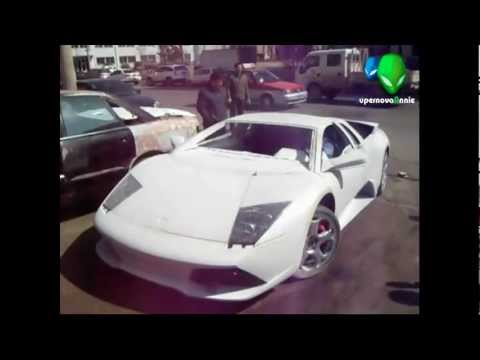 Japanese DIY Lamborghini With Only $3,000 – Amazing!!!