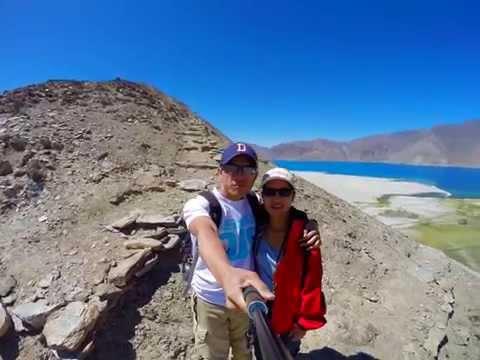 360 Selfie around Ladakh on GoPro Hero 3+ (1440p)