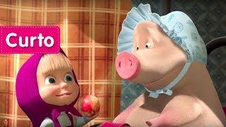 Pocoyo português Brasil - Masha e o Urso - O Milagre Do Crescimento (Vou alimentar o bebê!)