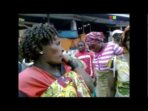 TÉLÉ 24 LIVE: À  Bukavu les femmes des militaires et les femmes du marché de Nyawera, en situation conflictuelle.