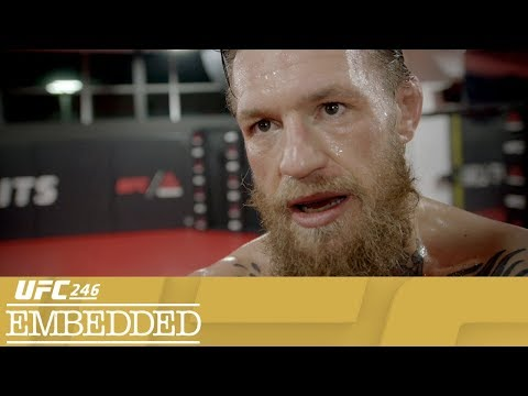UFC 246 Embedded: Vlog Series - Episode 1