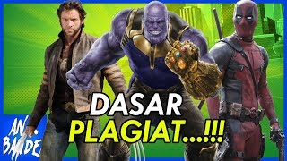 Video Hahaha... Ternyata Thanos, Wolverine, Deadpool Dicuri Marvel Dari DC MP3, 3GP, MP4, WEBM, AVI, FLV September 2018