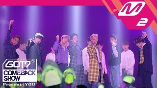 Video [GOT7 COMEBACK SHOW] GOT7(갓세븐) - Girls Girls Girls (Hiphop ver.) MP3, 3GP, MP4, WEBM, AVI, FLV Februari 2019