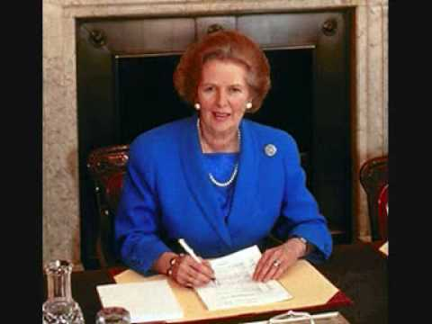 Thatcher Announces The Falklands Invasion To The House Of Commons 