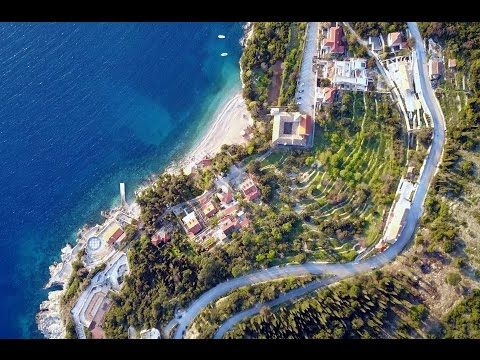 Dubrovnik- dron video