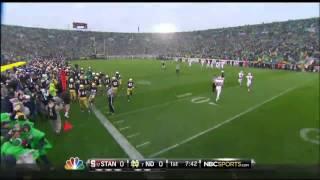 Notre Dame - Stanford Game Highlights
