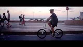SoftWheel Bicycle אופני 'הפלא' עם גלגלי סופטוויל