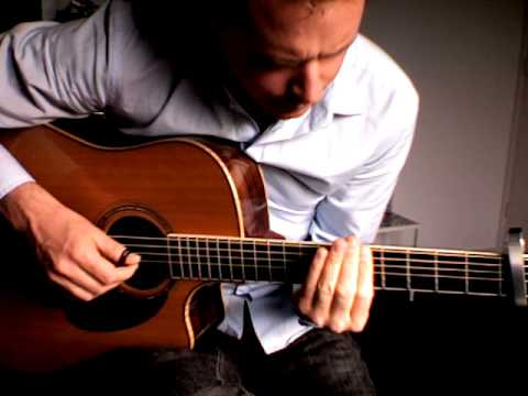 Damien Rice - 9 Crimes  (On Acoustic Guitar)