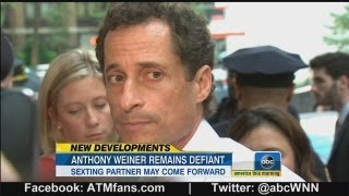NYC Mayoral Candidate Anthony Weiner Remains Defiant