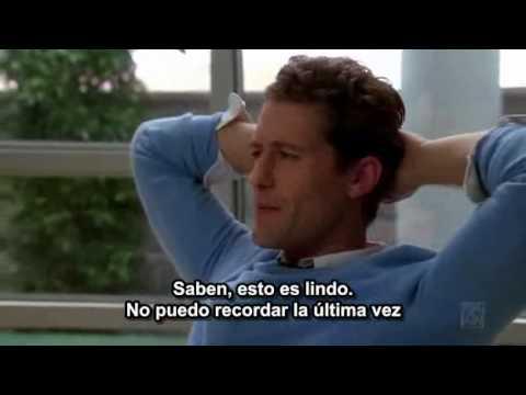 Glee 1x03 part 1 - sub español (видео)