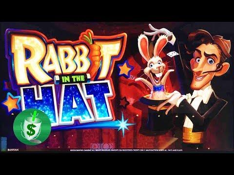 ++NEW Rabbit in the Hat slot machine
